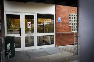 Sörbyskolans högstadiedel är först ut i renoveringen.