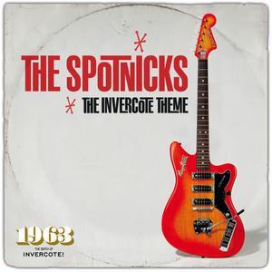 En cd-singel med Spotnicks lanseras i samband med att Invercote fyller 50 år.
