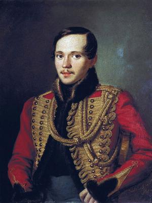 Michail Lermontov (1814–1841).