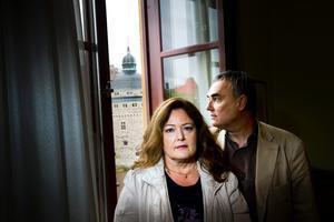Lena Ebervall och Per E Samuelsson kommer till Stigs bokhandel på onsdag kväll för att prata om sin bok