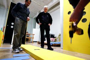 Fotografen Samir Husseins bildspel om tjugo års händelser kring Fem-i tolv-rörelsen i Härnösand.