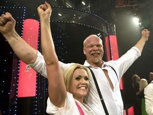 2009: Magnus Samuelsson och Annika Sjöö.