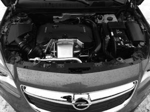 Den fyrcylindriga dieselmotorn på 163 hästkrafter är nyutvecklad av GM.