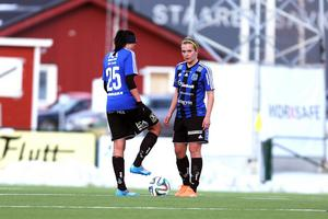 Frida Sjöberg, tidigare Sunnanå, tycker att lagen liknar varandra, inte minst tack vare tränarna Martti Tikkanen och Peter Andersson.