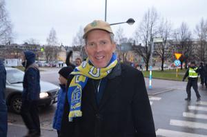 Ulf Broman trodde på 4-0 till GIF innan matchen. Efteråt ville han ändra till 0-0 - men det fick han givetvis inte