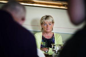 Britt Bohlin som lämnar landshövdingetjänsten för att bli direktör för Nordiska Rådet är en av de högst betalda offentligt anställda tjänstemännen i länet.