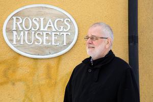 Sören Karlsson tar över i Roslagsmuseets styrelse. – Kulturarvet är viktigt, det speglar vem man är och var man kommer ifrån. Men det måste samtidigt ske en utveckling.