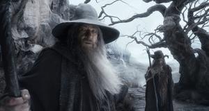 Ian McKellen som Gandalf i