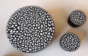 Keramik av Frank Larsen, Bollnäs.