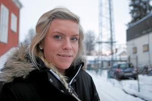 Emelie Wahlström. Foto: Niclas Bergwall