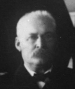 1. Statsminister Christian Lundeberg.