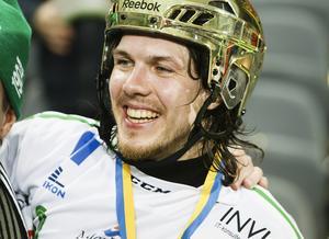 Andra säsongen i Västerås bar det hela vägen till en guldhjälm för Ted Bergström.