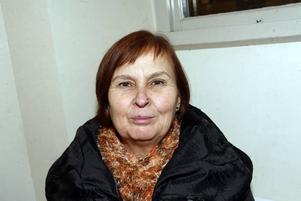 Margareta Walldén, 59, Hedesunda– Svår fråga. Det får bli skinkan.