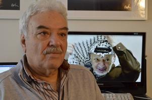 David Kalotti gillar Arafat men har inte mycket till övers för nuvarande ledaren Abbas.