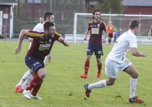 Christoffer Brännströms 1–2-mål gav Selånger hopp i slutet.