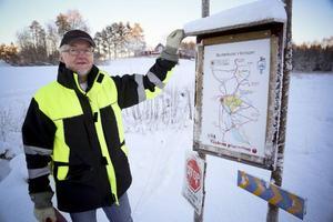 Vi är många som har ett genuint intresse för motorer, säger Rune Lindström. Foto: Olof Sjödin