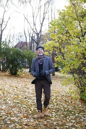 Fredrik Alverland är en hängiven filmentusiast.