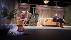 Pjäsen Katt på hett plåttak är en av alla föreställningar som Västmanlands teatern har haft genom åren.