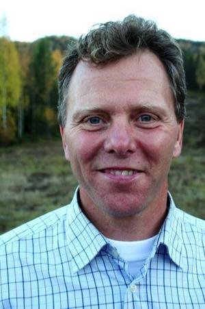 Per Torné är Norlandiakoncernens utvecklingschef och förebådar nya satsningar på Hassela som vintersportcentra.