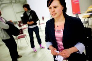 Sarah Zetterberg, en av två ansvariga för projektet, berättar att intresset från näringslivet är stort.