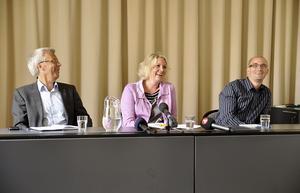 Förbättra för näringslivet. Med en företagslots ska Örebro kommuns företag få bättre service, skriver Lennart Bondeson (KD) och Lena Baastad (S). Arkivbild: Maria Eremo
