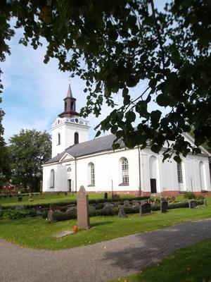 Torstuna kyrka en stor landsortskyrka!