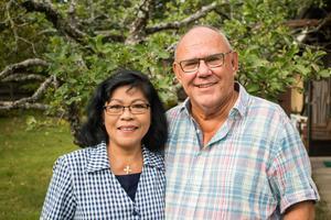 Starka känslor. I snart 32 år har Ingemar och Norma Claeson varit gifta.