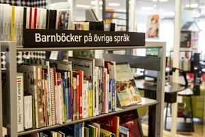 Barnböckerna blir fler men översättningarna kommer från allt färre språkområden.