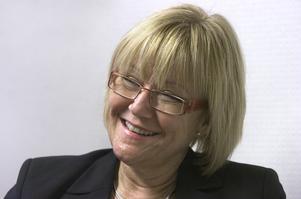 Elisabeth Winsjansen är sjukhuschef i Bollnäs.