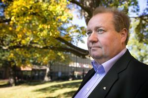 Jan Wiklund (M), tidigare oppositionsråd, beskriver Clas Jacobsson som en kär vän som tog sig tid att lyssna.