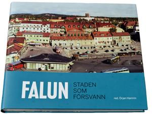 Samtidigt som Falun redovisas för ett ökat befolkningstal, planernas nu för nyutgivning av boken