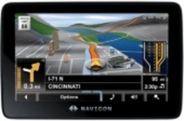 GPS-test: Navigon 7310