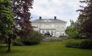 Parken på Söråkers Herrgård blir plats för sommarmusik.