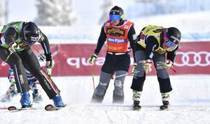 Erik Mobärg tvåa medan VÖN ger upp. Vinner B-finalen gör Francoais Place.