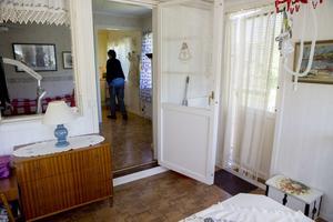 Golvet skulle behöva höjas en dryg decimeter i det tillbyggda rummet för att handikappanpassas. Det var inget alternativ, enligt Gun Nylander.