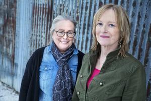 Ingela Norberg och Lotte Mjöberg är kursansvariga och ska undervisningen för den nya kursen som startar på Campus i Östersund våren 2017.