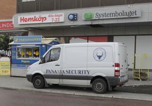 Panaxia har bland annat hand om skötseln av Kontanten-bankomaterna.