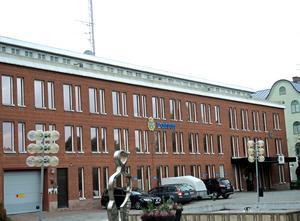 Polishuset i Borlänge. Diskussioner förs om att flytta verksamheten till nya lokaler vid räddningsstationen, Gyllehemsvägen.
