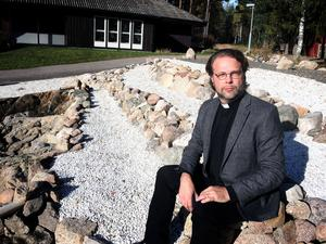 Peder Bergqvist, föreståndare Stiftelsen Berget
