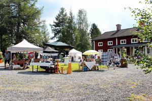 Svabensverk lever upp med en sommarmarknad på lördag den 8 augusti.