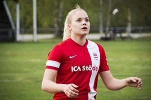 Clara Högbom, Stöde IF.