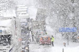 Vinterförhållanden ställer krav på fordon och förare.