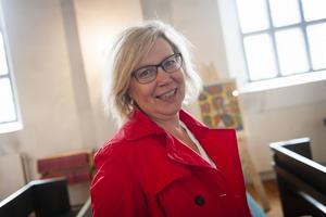 Ingrid Svensson var på plats under öppningen för att lära sig mer om Uno Vallman.