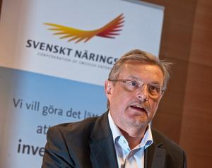 Christer Ågren, förhandlingschef för Svenskt Näringsliv.