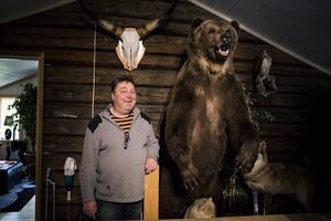 Ulf Henriksson äger djurparken sedan 2007 men har arbetat här i över 30 år och drivit parken under större delen av den tiden.