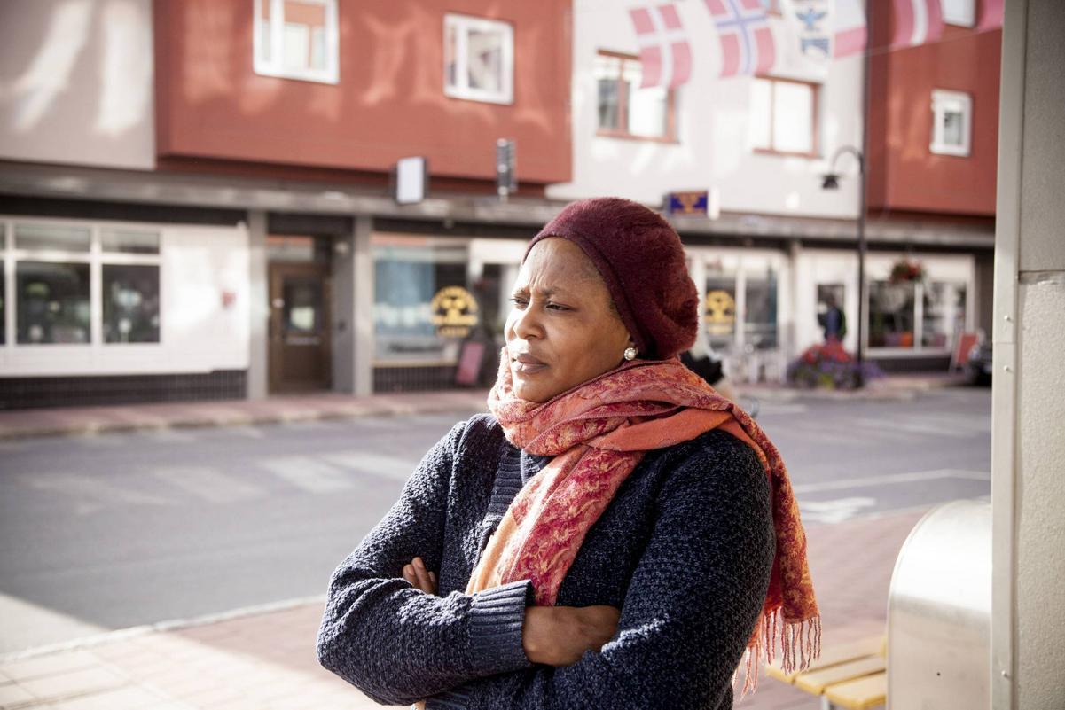 Sara Zetterlund, 19 r i Kramfors p Barnngsvgen 4