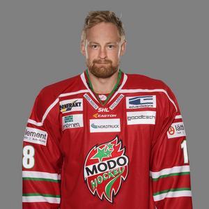 5. Mattias Ritola, Leksand      Mattias Ritola är en spelare som bryter mönster. Han är oerhört skicklig med pucken och en riktig konstnär. Har gjort flera individuella mål de senaste åren.