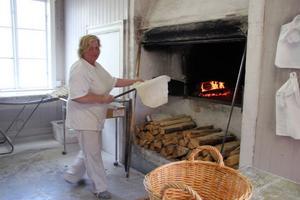 Det blev ett riktigt lyft ifjol när Stenegård började drivas av kommunen igen, nu hoppas Marianne Eriksson som driver ett tunnbrödsbageri på gården att det blir lika bra i år.
