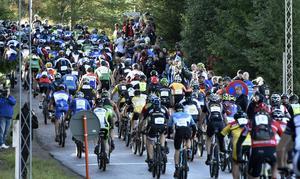 Nu kan par som deltar i Cykelvasan bli vigda direkt efter målgång.