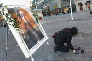 Vid ett drama i morse sköt polisen i Uppsala ihjäl Fadime yngre bror Mesut Fadime